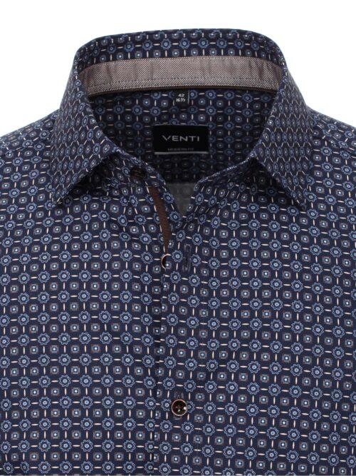 Venti Business Skjorte 103521900 Blue
