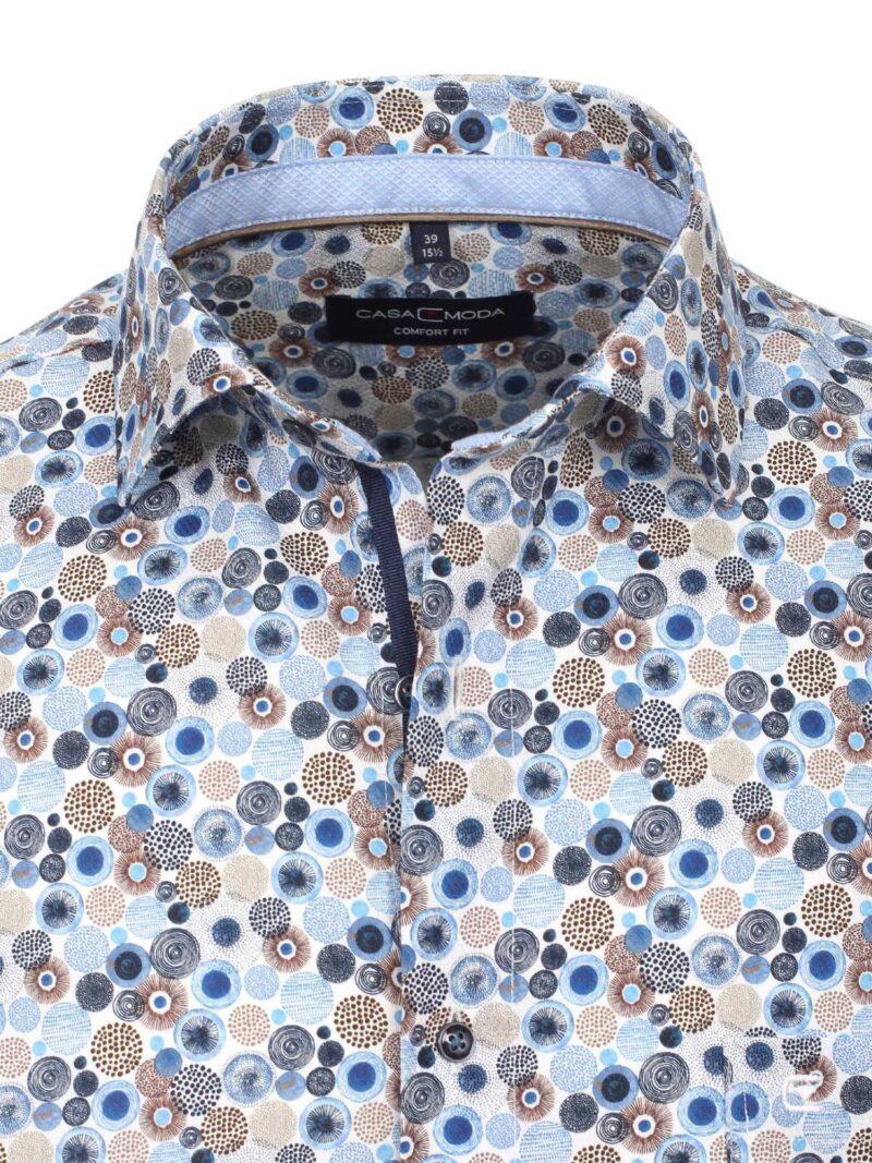 Casa Moda Business Skjorte 313650100 Blue