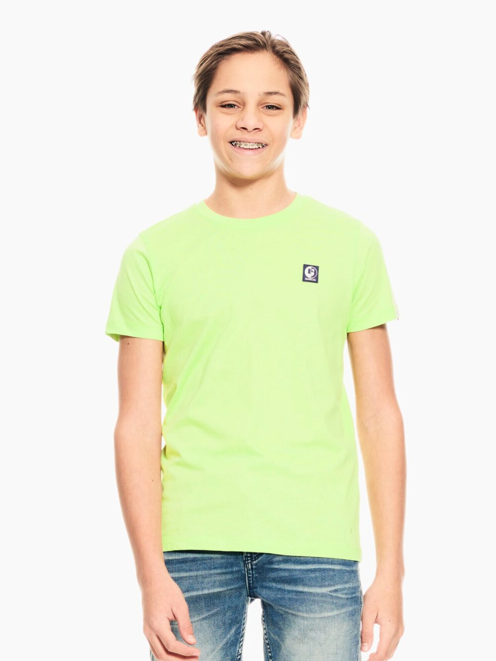 Garcia GS130105 T-Shirt Sulphur